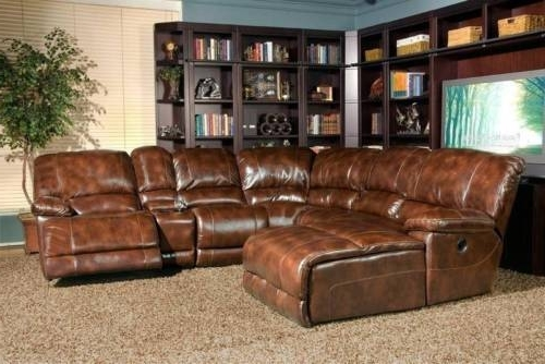 Power Motion Thomasville Leather Sofa Sectional Houston Ebay Throughout Most Recent Thomasville Sectional Sofas (View 2 of 10)