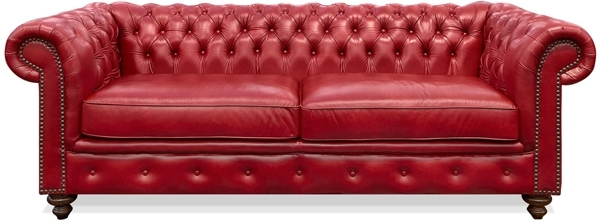 Preferred 20 Ravishing Red Leather Living Room Furniture (View 6 of 10)