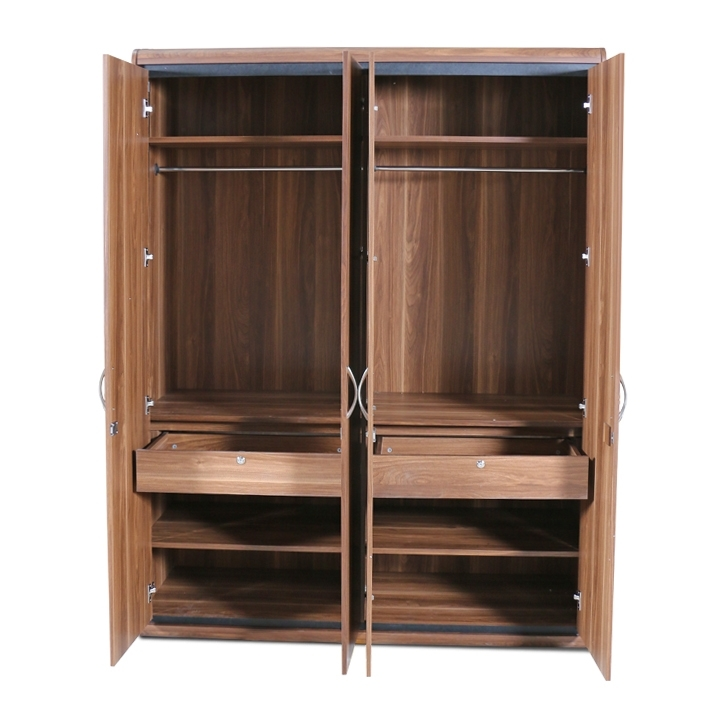 Preferred 4 Door Wardrobes Intended For Buy Archer 4 Door Wardrobe Na Online In India – Ho340Fu48Tlfindfur (View 12 of 15)