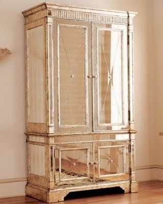 Preferred 70 Best Mirrored Furniture Images On Pinterest (View 10 of 15)