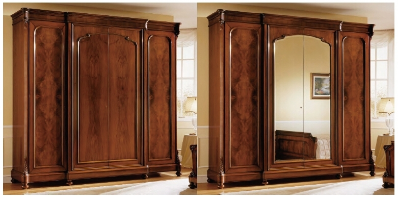 Preferred Bedroom Wooden Wardrobe Design Pictures Wholesale, Wardrobe Inside Wooden Wardrobes (View 8 of 15)