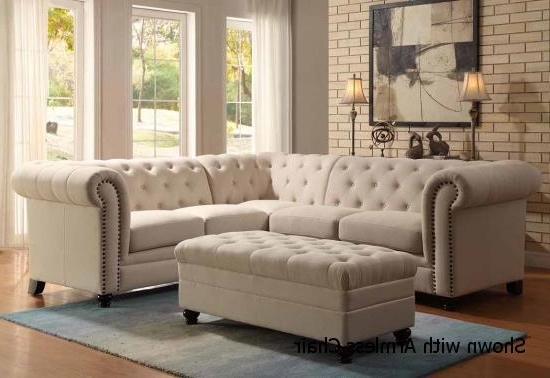 Preferred Beige Sectional Sofas Inside Cool Beige Fabric Sectional Sofa Steal A Furniture Outlet Los (View 9 of 10)