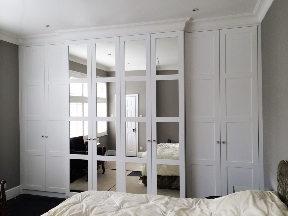 Preferred Bespoke Fitteed Wardrobe Fitted Bedroom Furniture High Gloss – Dma Pertaining To French Style Fitted Wardrobes (View 14 of 15)