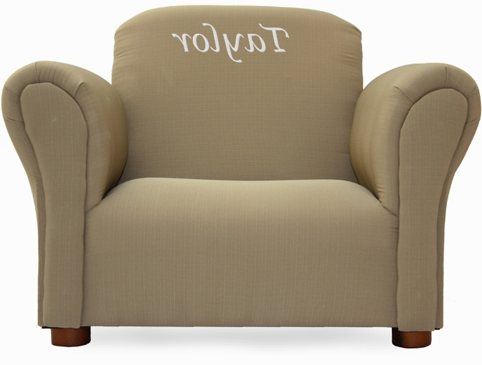 Preferred Best Sofa For Kids And Personalized Kids Chair Or Kids Sofa For Personalized Kids Chairs And Sofas (View 7 of 10)