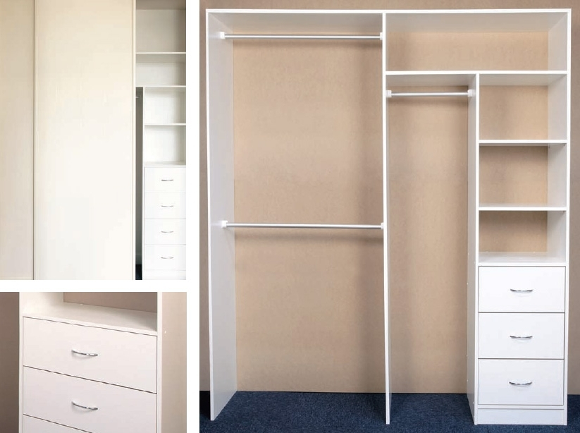 Preferred Brodco Built In Wardrobes – Shelving Units Drawers (View 14 of 15)
