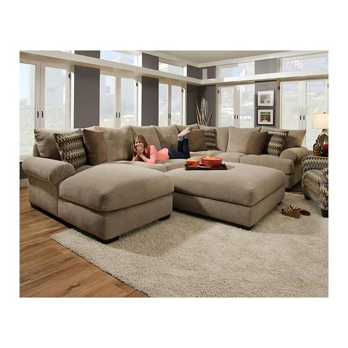 Preferred Buttercup 3 Piece Sectional With Chaise And Cuddler Sofa In With 3 Piece Sectional Sofas With Chaise (View 12 of 15)