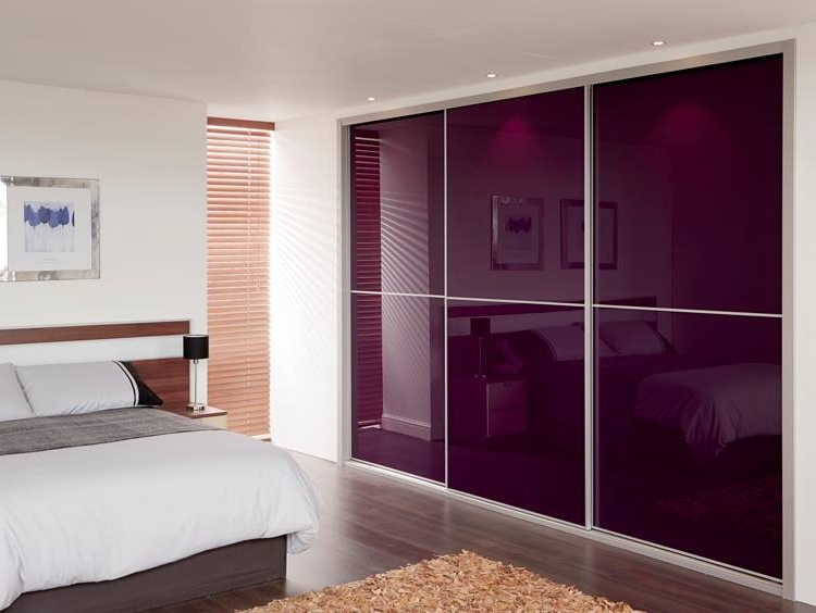 Preferred Coloured Wardrobes In 7 Benefits Of Mirrored Sliding Wardrobe Doors (View 10 of 15)