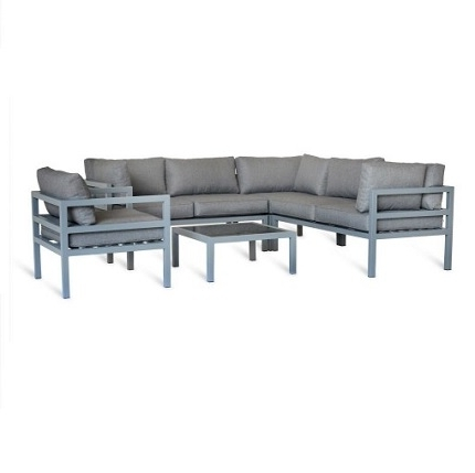 Preferred Corner Sofa Chairs With West Strand Corner Sofa Furniture Setgarden Trading (View 8 of 10)
