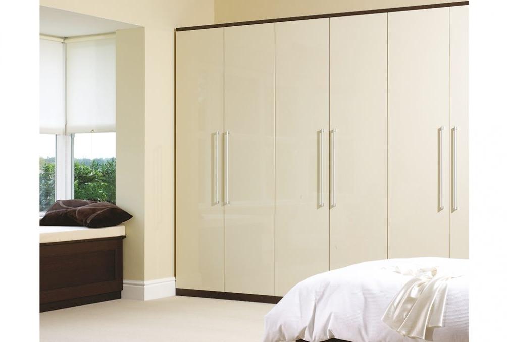 Preferred Cream Wardrobe Doors (View 9 of 15)
