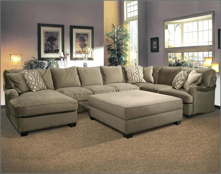 Preferred Extra Large U Shaped Sectionals Pertaining To Large U Shaped Sectional Sofa – Charlieshandles (View 8 of 10)