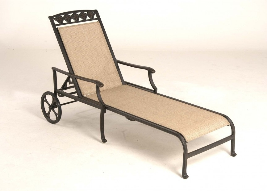 Preferred Furniture: Stylish Lowes Lounge Chairs For Your Relax Regarding Lowes Outdoor Chaise Lounges (View 15 of 15)