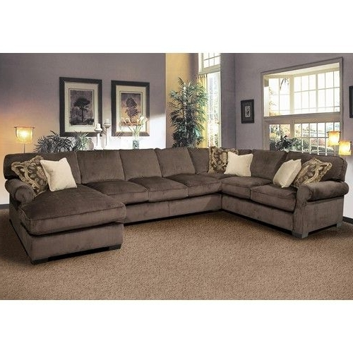 Preferred Grand Island Large, 7 Seat Sectional Sofa With Right Side Chaise Throughout Grand Furniture Sectional Sofas (View 8 of 10)