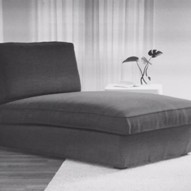 Preferred Ikea Kivik Chaises With Sofa – Ikea Kivik Chaise Longue, Home & Furniture, Furniture (View 14 of 15)