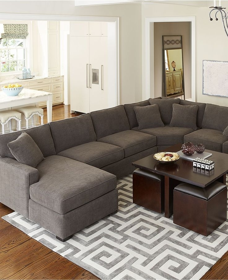 Preferred Macys Sectional Couch Sectional Couch Costco Cream Sof Carpet In Macys Sofas (View 7 of 10)