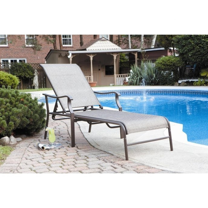 Preferred Outdoor Chaise Lounge Chairs At Walmart In Outdoor : Commercial Pool Umbrellas Commercial Pool Lounge Chairs (View 13 of 15)