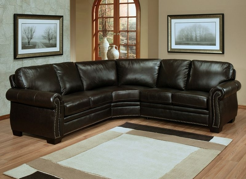 Preferred Quality Sectional Sofas Pertaining To Sectional Sofa Design: Best Italian Leather Sectional Sofas (View 3 of 10)