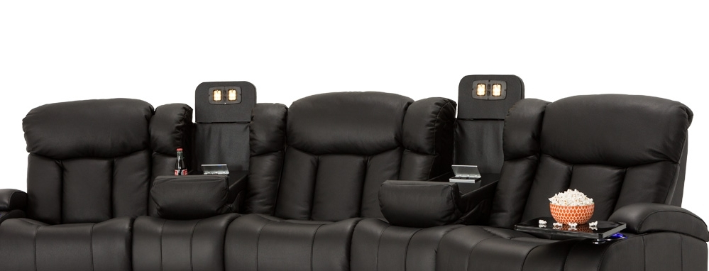 Preferred Seatcraft Niagara 7000 Theater Sofa (View 10 of 10)