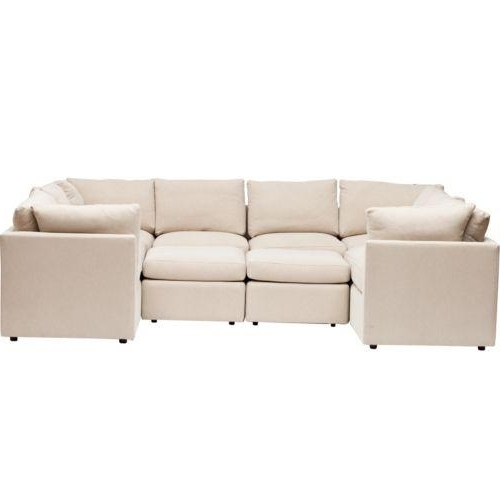 Preferred Sectional Regarding Small U Shaped Sectional Sofas (View 6 of 10)