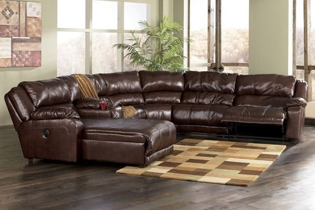Preferred Sectionals With Chaise And Recliner Inside Leather Sectional With Chaise And Recliner (View 3 of 15)