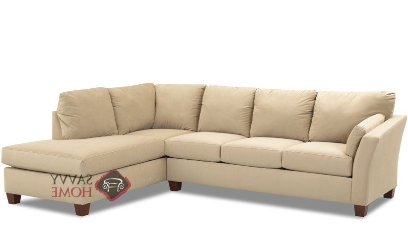 Preferred Sienna Fabric Chaise Sectionalsavvy Is Fully Customizable With Regard To Chaise Sleeper Sofas (View 12 of 15)