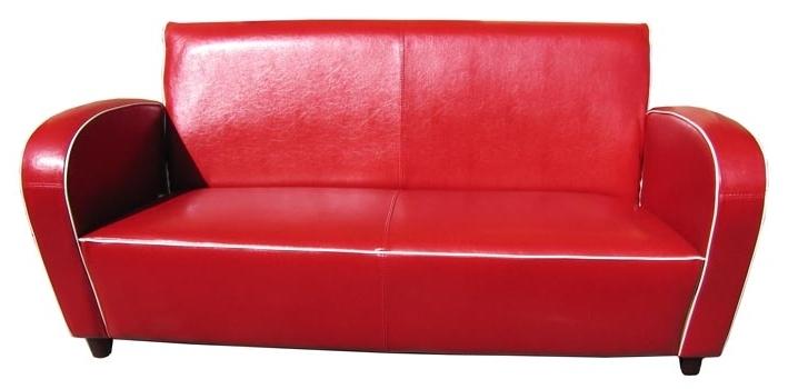 Preferred Sofas Designer Leather: Jean Renoir With Regard To Retro Sofas (View 8 of 10)