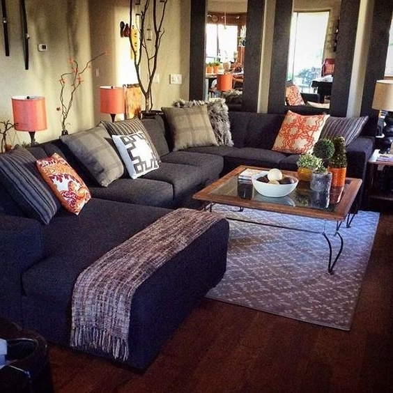 Preferred These Living Spaces Fans Are Loving The Costello 3 Piece Sofa Intended For Living Spaces Sectional Sofas (View 7 of 10)