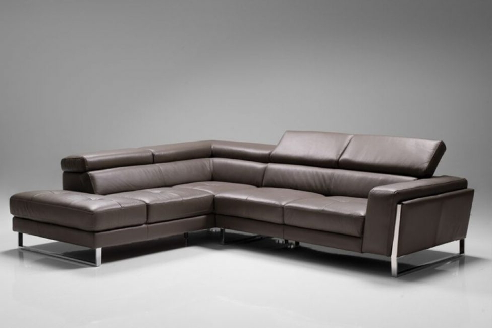 Preferred Vancouver Bc Sectional Sofas Throughout Sectional Sofas: Ares Leather Sectional Sofa (View 7 of 10)