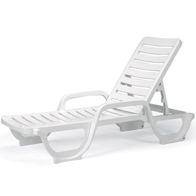 Preferred White Resin Lounge Chairs (View 13 of 15)