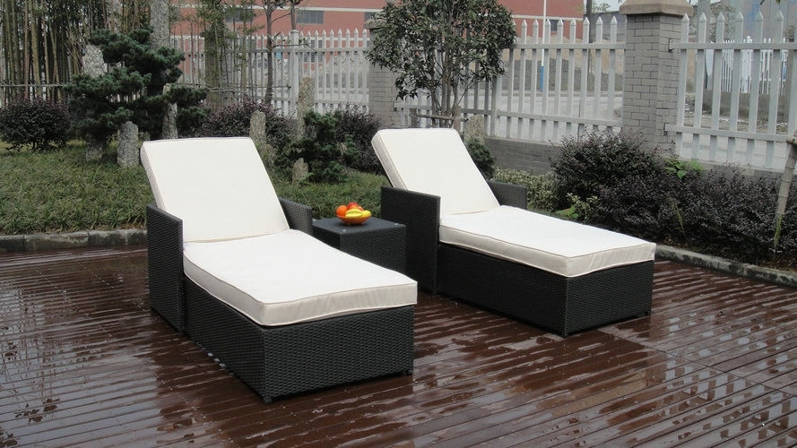 Preferred Wicker Chaise Lounge Chairs Regarding Resin Wicker Chaise Lounge Attractive Wonderful Charleston Outdoor (View 15 of 15)