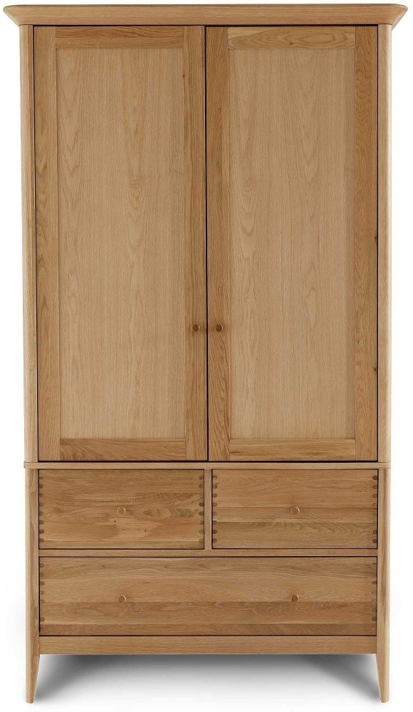 Preferred Willis And Gambier Wardrobes Within Buy Willis And Gambier Spirit Wardrobe, Spirit Oak Double Wardrobe (View 10 of 15)
