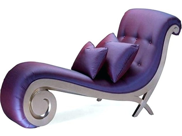 Purple Chaise Lounges Inside Most Current Chaise Lounge Purple Chaise Lounge Purple Velvet – Colbycolby (View 13 of 15)