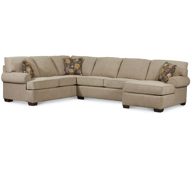 Quincy Il Sectional Sofas Inside Current Lane Vivian 738 Sectional (Gallery 1 of 10)