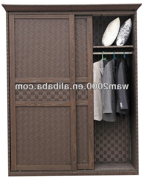 Rattan Wardrobes In Most Popular Rattan Wardrobe For Bed Room – Buy Wicker Cabinet,fixed Wardrobe (View 9 of 15)