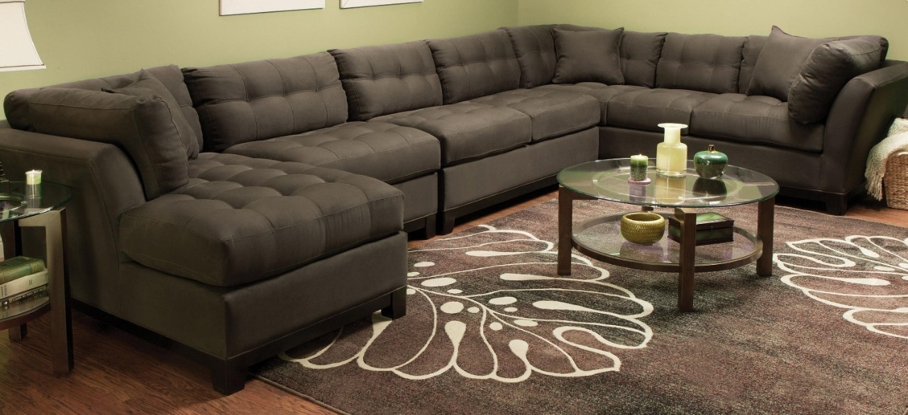 Raymour & Flanigan With Trendy Raymour And Flanigan Sectional Sofas (View 9 of 10)