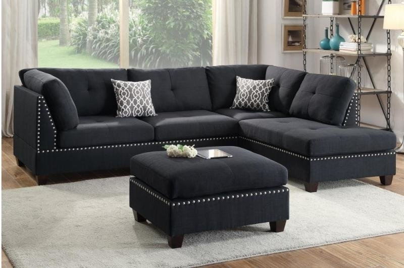 Recent A&j Homes Studio Tammy Sectional With Ottoman & Reviews (View 5 of 10)