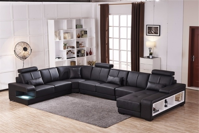Recent Beanbag Chaise Specail Offer Sectional Sofa Design U Shape 7 Regarding Good Quality Sectional Sofas (View 7 of 10)