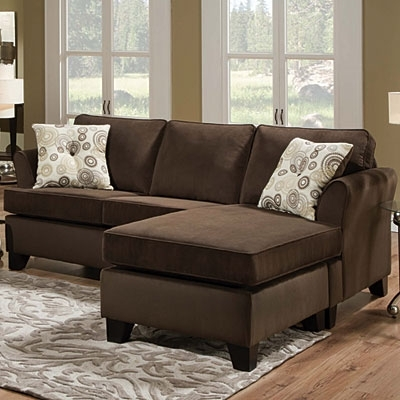 Recent Big Lots Sofas In Simmons® Malibu Beluga Sofa With Reversible Chaise At Big Lots (View 8 of 10)