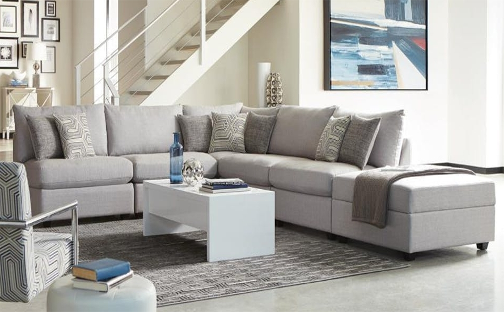Recent Charlotte Sectional Sofas Regarding Sofas: Charlotte Modular Sectional Sofa (View 7 of 10)