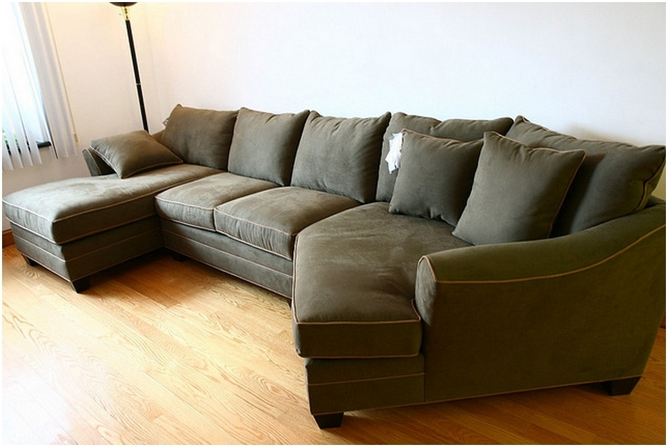 Recent Couches With Chaise Throughout Miraculous Incredible Sectional Sofas With Chaise And Cuddler Sofa (View 6 of 15)