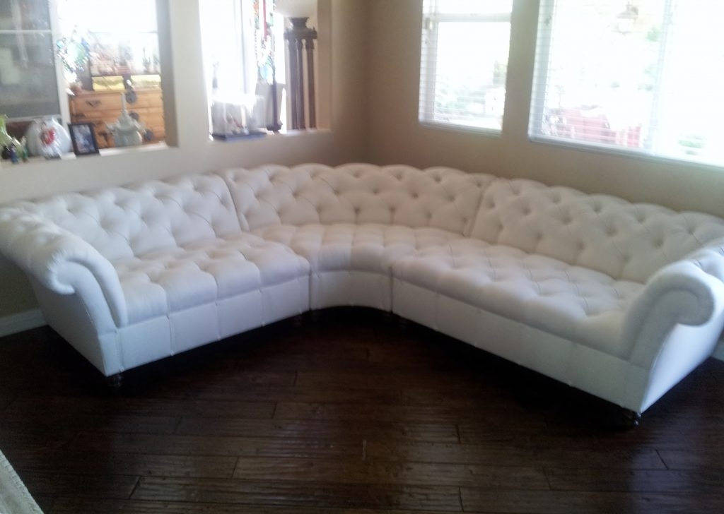 Recent Custom Leather Sofa North Carolina San Go Sectional Sofas Made Regarding In