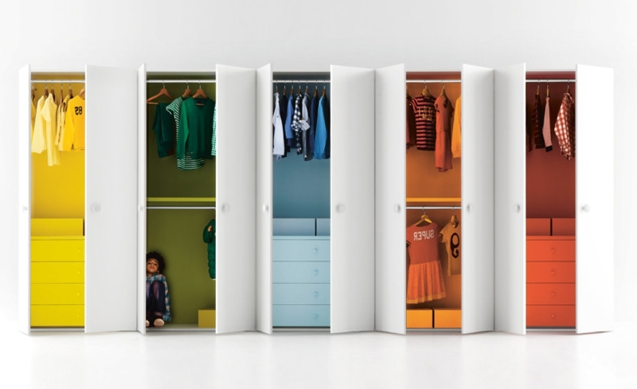 Recent Double Rail Childrens Wardrobes With Regard To Children's Wardrobes (View 10 of 15)