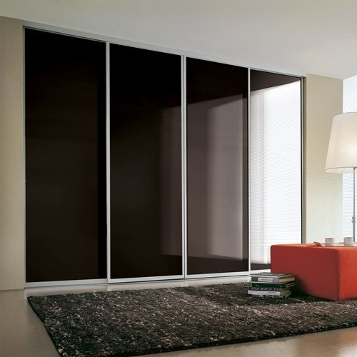 Recent Double Sided Walk In Wardrobe Sliding Wardrobe Doorsbedrooms Plus Regarding Black Glass Wardrobes (View 13 of 15)
