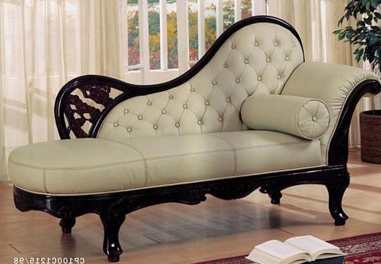 Recent Great Victorian Chaise Lounge Leather Chaise Lounge Chair Antique  Regarding Victorian Chaise Lounge Chairs (