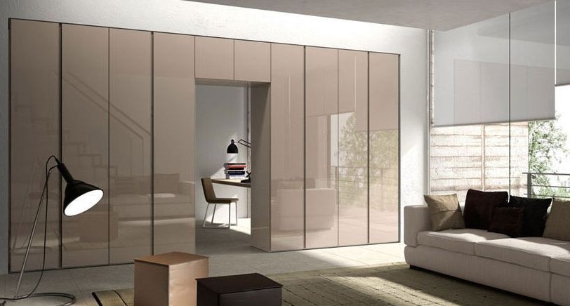 Recent High Gloss Wardrobes (View 13 of 15)