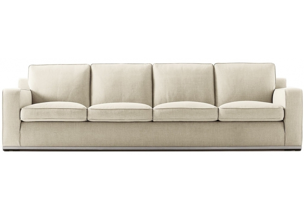Recent Imprimatur 4 Seater Sofa Maxalto – Milia Shop In 4 Seater Sofas (View 8 of 10)