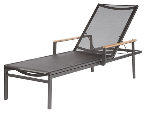 Recent Modern Outdoor Chaise Lounge Chairs With Regard To Modern Outdoor Chaise Lounges – 2modern (View 10 of 15)