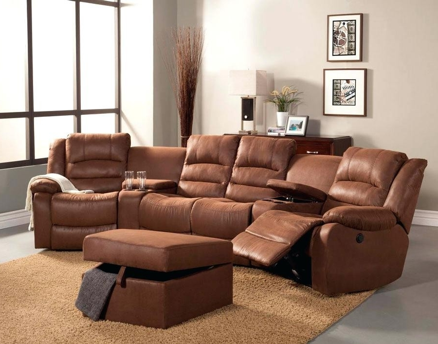 Recent New Curved Reclining Sectional Sofa • The Ignite Show In Curved Sectional Sofas With Recliner (View 8 of 10)
