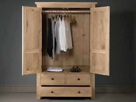 Recent Oak Wardrobes For Sale Inside Wardrobes ~ Solid Wood Furniture For Sale Solid Wood Wardrobes Uk (View 12 of 15)