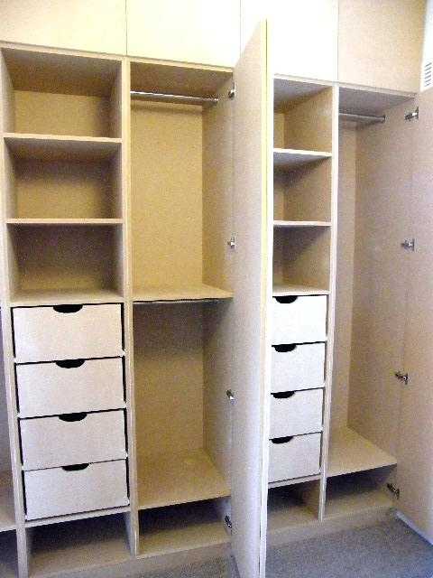 Recent Pine Wardrobes With Drawers And Shelves Throughout Wardrobes With Shelves Drawers Hanging And Shelving In 5 Door (View 2 of 15)
