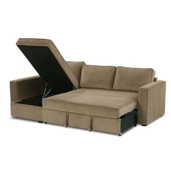 Recent Sectional Sofa Design: Elegant Pull Out Sectional Sofa Full Size Inside Pull Out Beds Sectional Sofas (View 9 of 10)